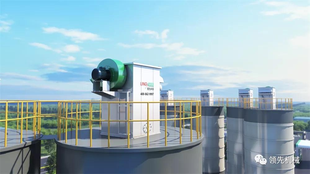 科普|关于建设绿色环保型混凝土搅拌站