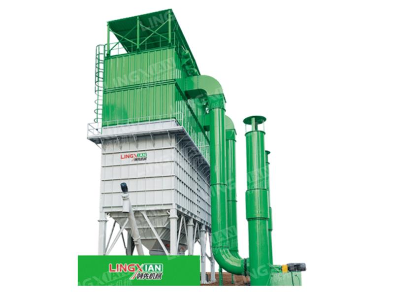 矿业生产中需要什么类型的除尘器来表现作用