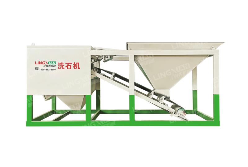 对于洗石机的安全生产规则